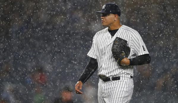 MLB - New York Yankees: Dellin Betances verpasst Opening Day