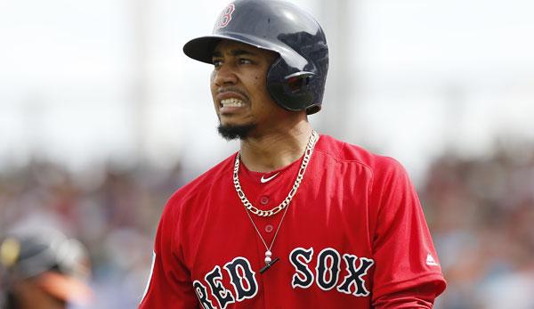 Trotz Megaverträgen: Mookie Betts lehnt Vertragsverlängerung bei Boston Red Sox ab
