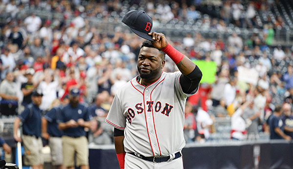 David Ortiz liegt in Boston auf der Intensivstation.