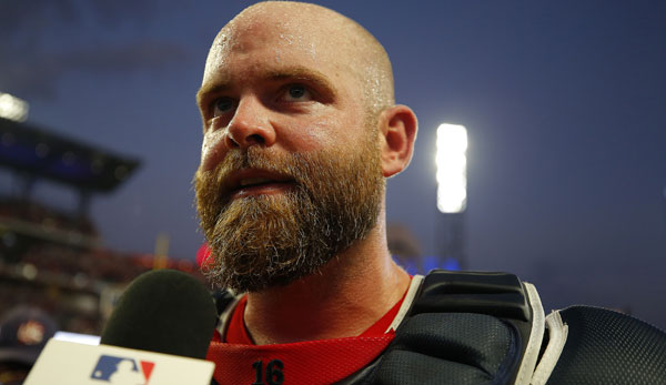MLB - Atlanta Braves: Catcher Brian McCann beendet Karriere