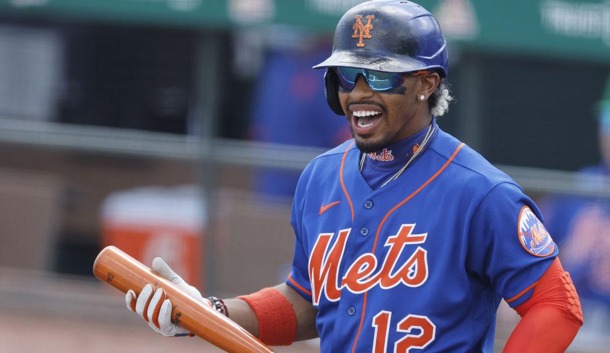 MLB: New York Mets halten Francisco Lindor für zehn Jahre und 341 Millionen Dollar