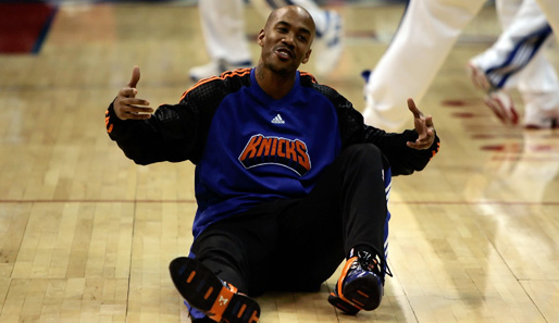 Stephon Marbury, Jamel Thomas, NBA, New York Knicks
