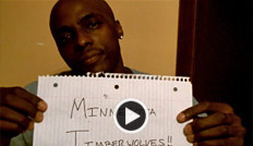 Anthony Tolliver, Minnesota Timberwolves