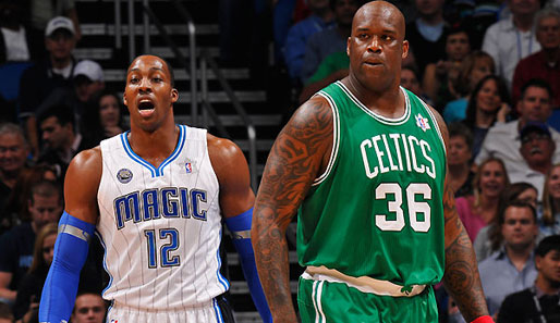 Die Orlando Magic beendeten die 14-Spiele-Siegesserie der Boston Celtics