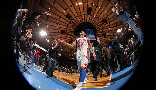 Knicks-Point-Guard Jeremy Lin rockt derzeit die NBA