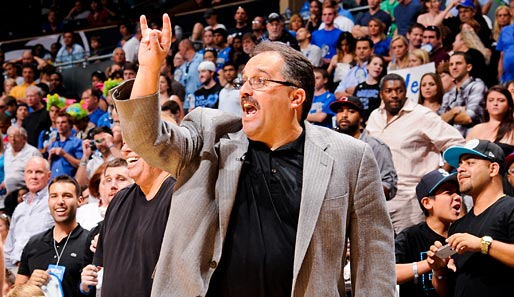 Stan Van Gundy war seit 2007 Chefcoach der Olando Magic