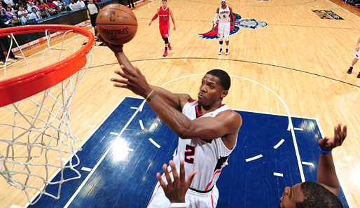 Die Atlanta Hawks haben All-Star Joe Johnson zu den Brooklyn Nets getradet