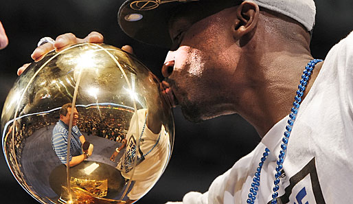 Jason Terry wurde 2011 mit den Dallas Mavericks NBA-Champion