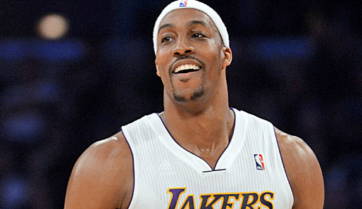 Lakers-Center Dwight Howard gab gegen die Cleveland Cavaliers sein Comeback