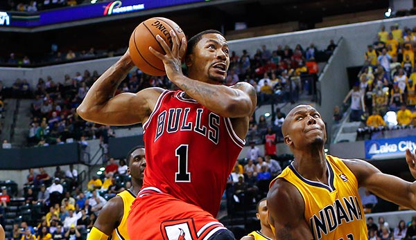 Derrick Rose, Chicago Bulls