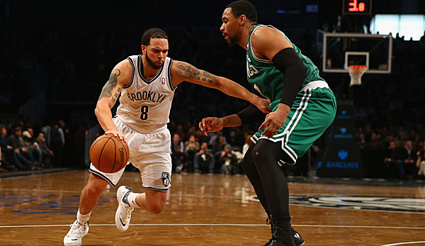 Deron Williams könnte am Martin Luther King Day wieder in den Kader der Nets rücken