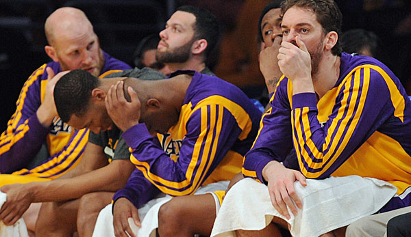Los Angeles Lakers, Pau Gasol