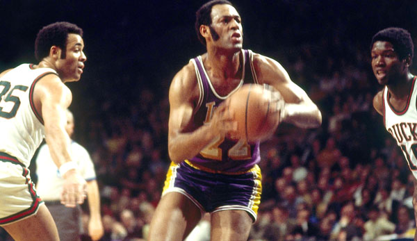 Elgin Baylor verbrachte seine gesamte aktive Karriere bei den Minneapolis und L.A. Lakers