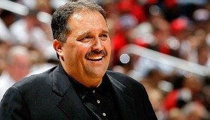 Stan van Gundy führte die Orlando Magic 2009 in die NBA Finals