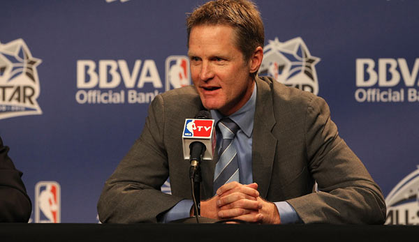 Steve Kerr wird neuer Trainer der Golden State Warriors