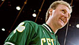 Larry Bird und Magic Johnson waren erbitterte Rivalen und enge Freunde