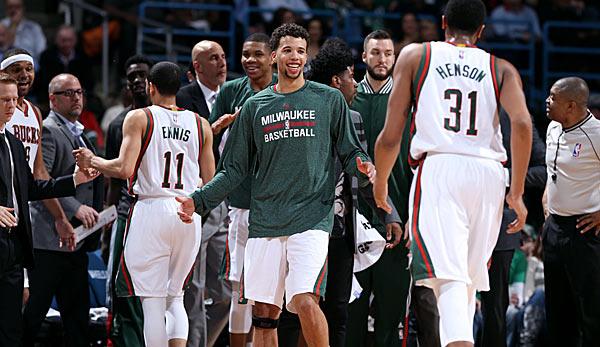 Milwaukee Bucks Kader