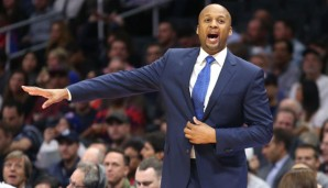 Brian Shaw war seit 2013 Head Coach der Nuggets