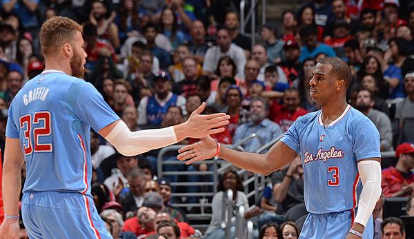 Pelicans Gegen Clippers