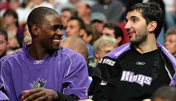 Chris Webber und Peja Stojakovic waren die Säulen des begeisternden Kings-Teams