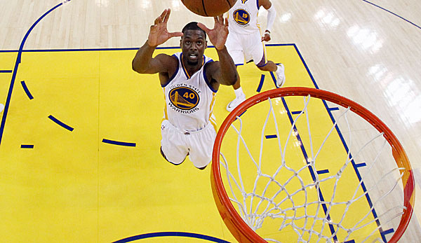 Harrison Barnes wurde 2012 von den Golden State Warriors gedraftet
