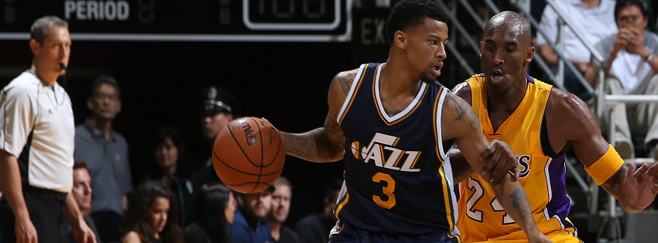Trey burke, Utah Jazz, Los Angeles Lakers