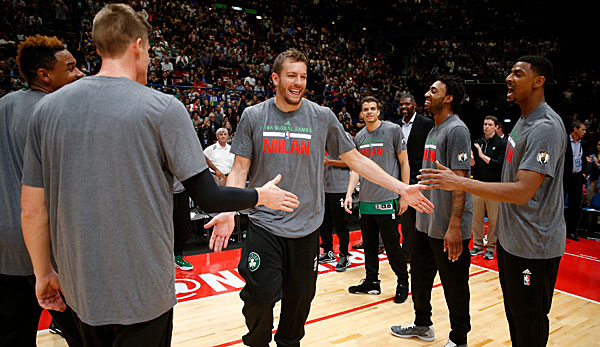 David Lee etabliert sich in Boston direkt als Leader