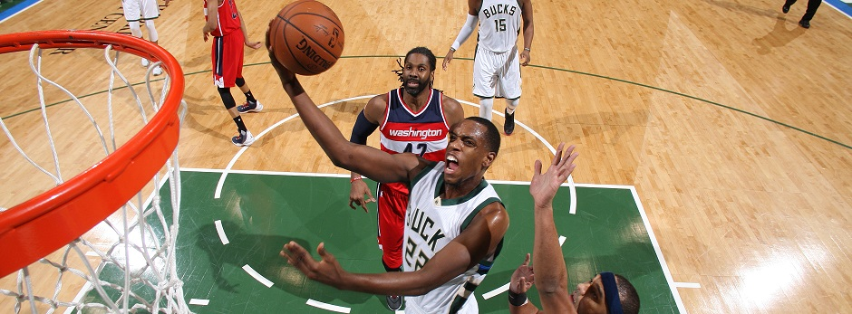 Khris Middleton, Milwaukee Bucks, NBA