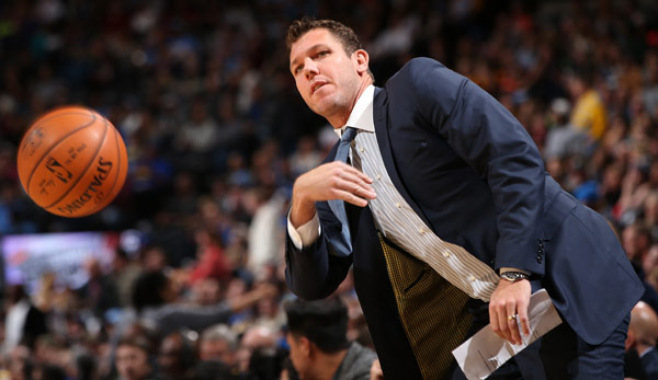 Luke Walton wird neuer Head Coach der Los Angeles Lakers