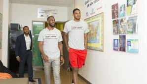 Chris Paul leitet die National Basketball Players Association