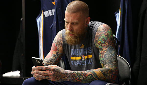 Chris Andersen wurde 2013 bei den Heat NBA Champion
