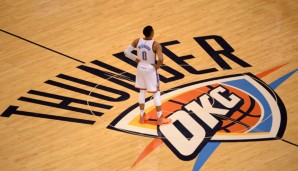 Rusell Westbrook blieb seiner Franchise treu