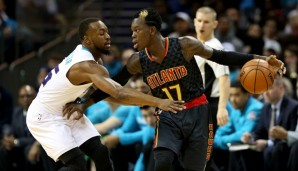 Zwei Starting Point Guards der Southeast: Kemba Walker und Dennis Schröder