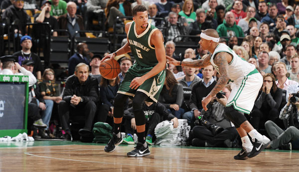 Steht Michael-Carter Williams auf der Trade-Liste?