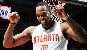 Dwight Howard hat in Atlanta sein Mojo wiedergefunden