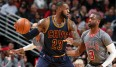 LeBron James war Dwyane Wade in diesem Duell unterlegen