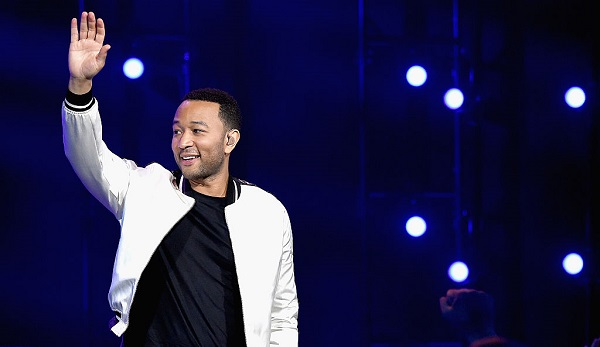 John Legend wird in Halbzeitshow des NBA All-Star-Games 2017 performen