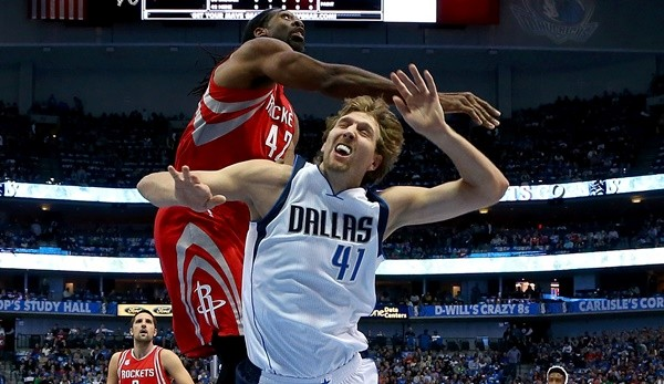 Rockets Gegen Mavericks