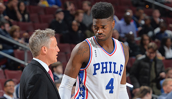 Brett Brown hat in der Causa Noel ein Machtwort gesprochen