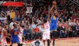 Kevin Durant war der Topscorer der Golden State Warriors