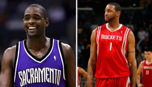 Chris Webber und Tracy McGrady