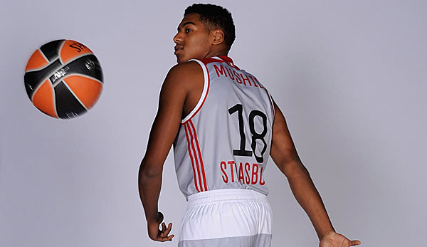 Kostja Mushidi auf dem Weg in die NBA?