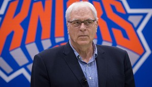 Phil Jackson bleibt in New York