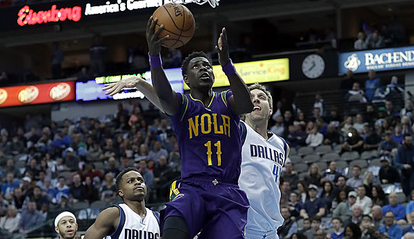Jrue Holiday wird im Sommer Free Agent
