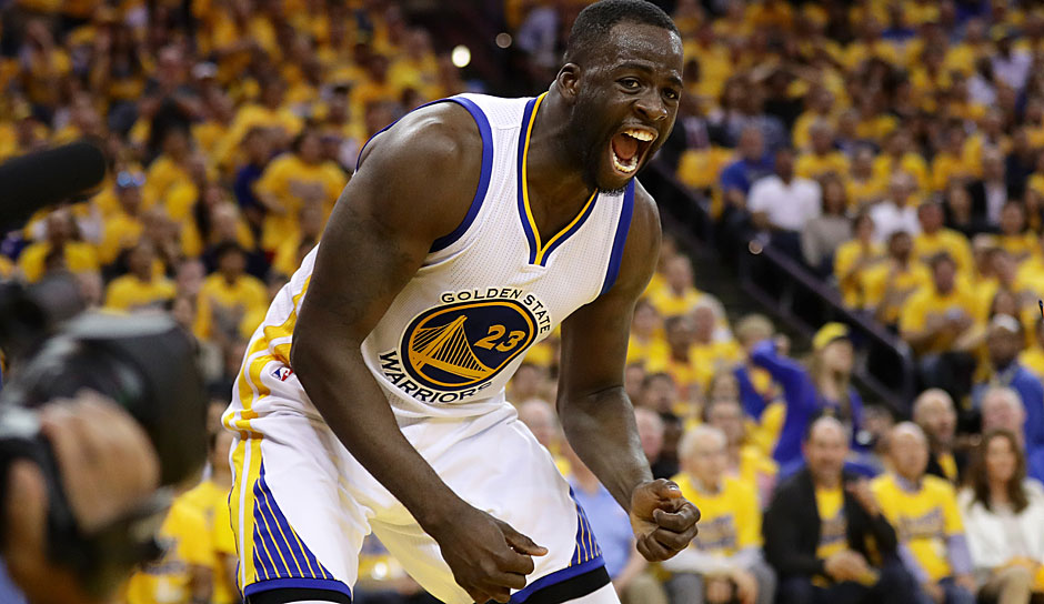 Draymond Green (Golden State Warriors, Forward, 134 Punkte): 10,2 Punkte, 7,9 Rebounds, 7,0 Assists