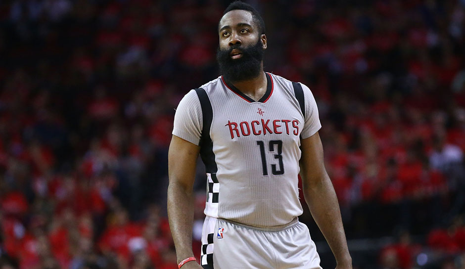 James Harden (Houston Rockets, Guard, 500 Punkte): 29,1 Punkte, 11,2 Assists, 8,1 Rebounds