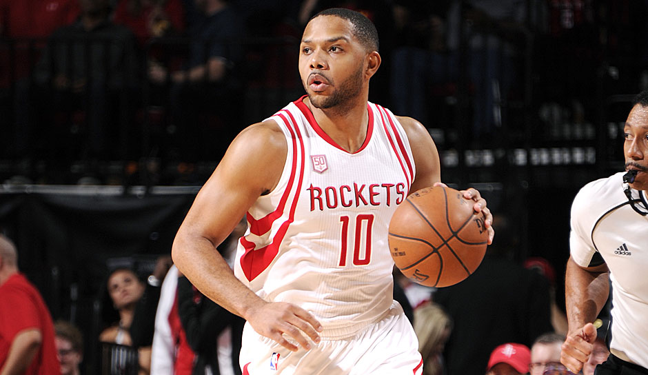 Eric Gordon (Houston Rockets): 16,2 Punkte, 2,5 Assists