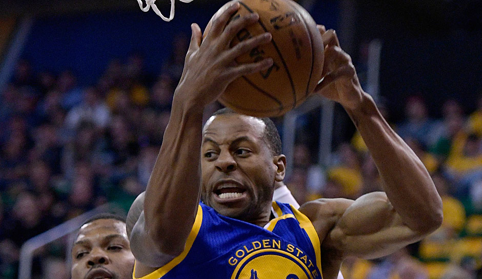 Andre Iguodala (Golden State Warriors): 7,6 Punkte, 5,3 Rebounds, 4,5 Assists