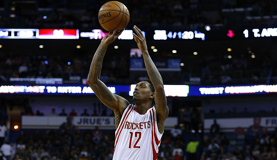 SIXTH MAN OF THE YEAR: Lou Williams (Los Angeles Lakers / Houston Rockets): 17,5 Punkte, 3,0 Assists