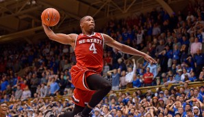 9: Dallas Mavericks - Dennis Smith (PG), NC State (18,1 Punkte, 6,2 Assists)